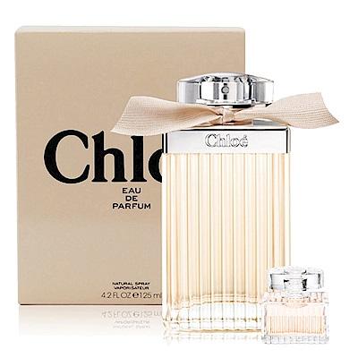 Chloe 克羅埃 同名女性淡香精限量典藏版125ml(贈)品牌小香