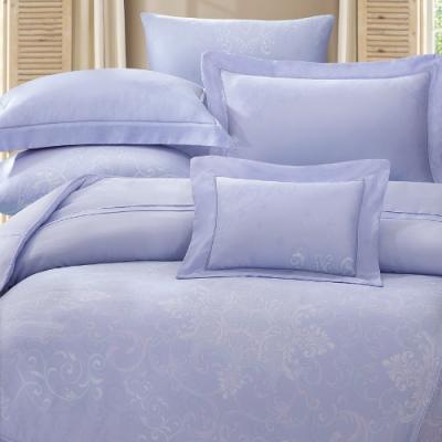 岱思夢  加大  60支八件式天絲床罩組  奧黛尼