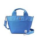 PORTER - 繽紛好感PARROT輕巧兩用手提包 - 粉藍