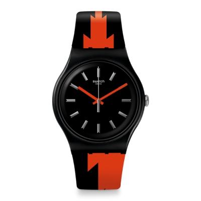 Swatch  I love your folk系列手錶 SHEYENNE 大膽主張