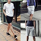 BuyGlasses 韓系感毛巾布棉質短褲