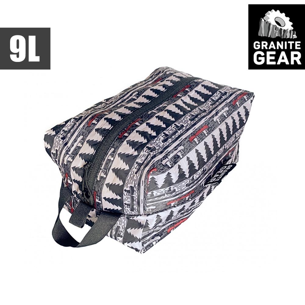 【Granite Gear】1000262 70D ZippSack 輕量拉鍊式立體收納袋(9L) / 月光與槳