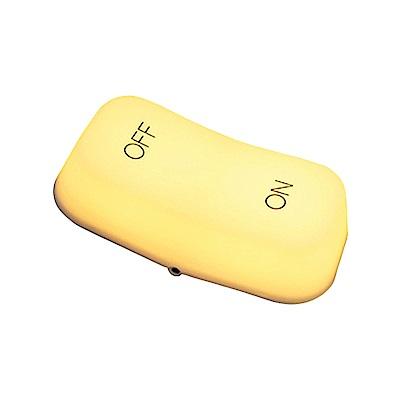 ON-OFF 創意重力感應USB充電小夜燈(黃光)