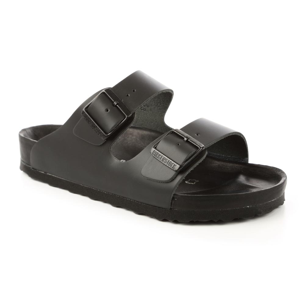勃肯BIRKENSTOCK 948081亞利桑那經典二條拖鞋(黑色)
