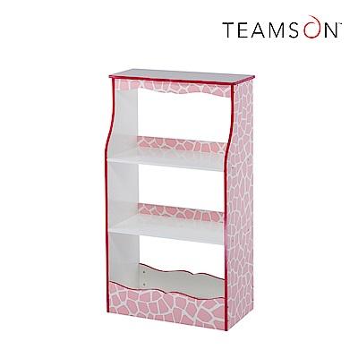 Teamson 動物紋兒童專屬書架(2色)