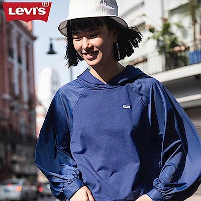 Levis 帽T 女裝 寬鬆袖子