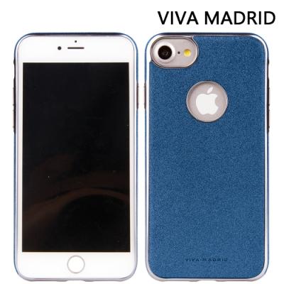 VIVA MADRID iPhone 7/8/SE2閃粉系列保護殼-藍色