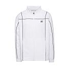 FILA 男抗UV風衣外套-白色 1JKT-5004-WT