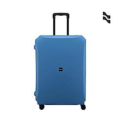 LOJEL VOJA 30吋 PP框架拉桿箱 行李箱 藍色