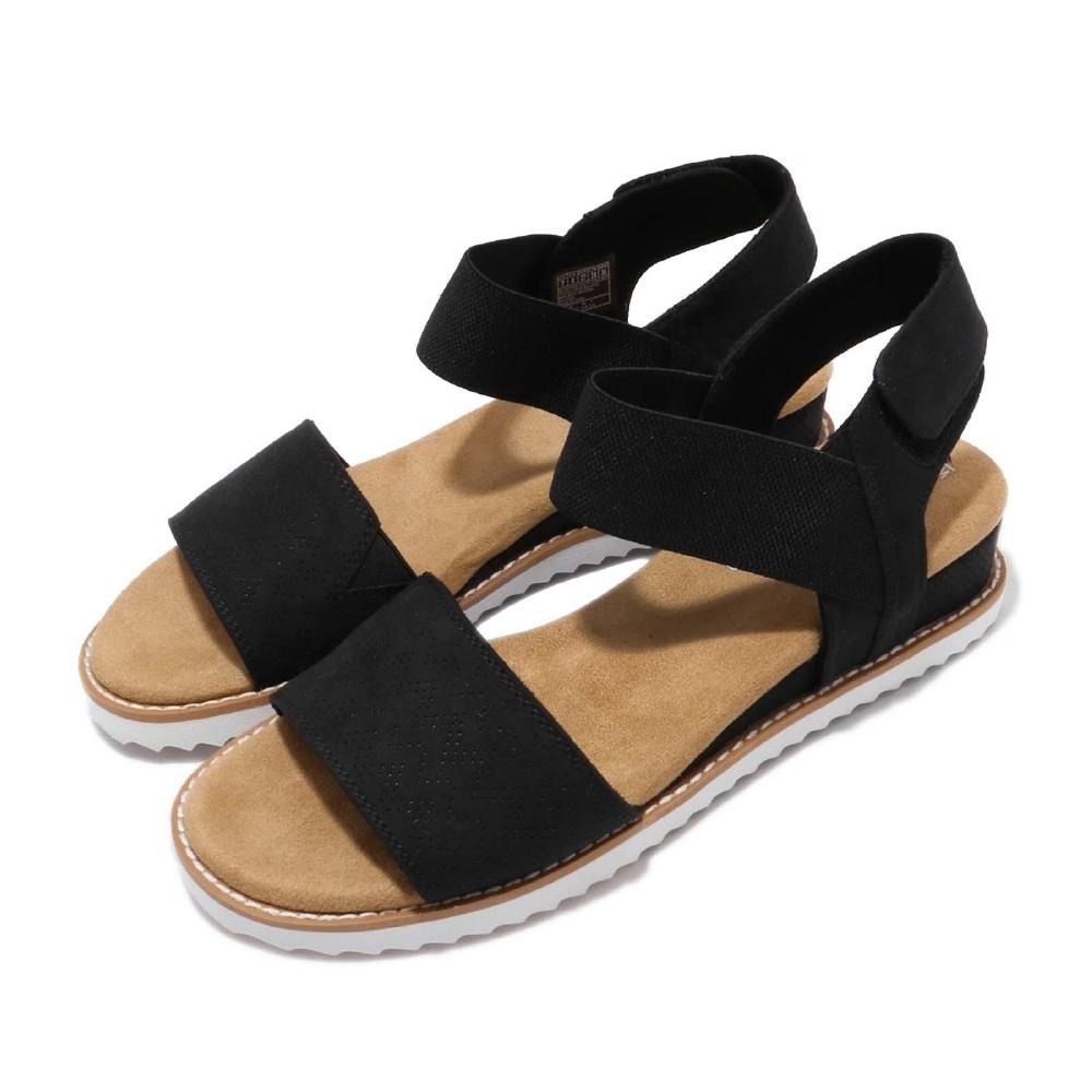 Skechers 涼鞋 Desert Kiss 寬楦 女鞋