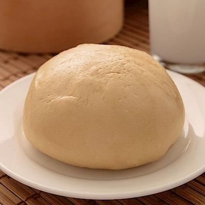 統一生機 老麵黑糖饅頭(400g/4入裝)