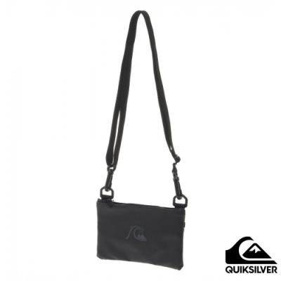 【QUIKSILVER】BLOCK MINI BAG 包包 黑色