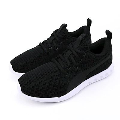 PUMA-女慢跑鞋19003804-黑