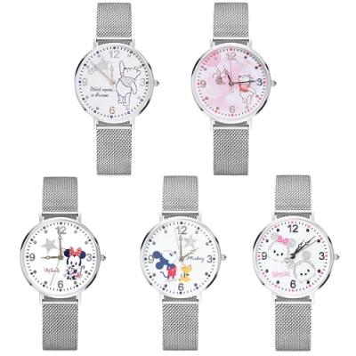 Disney迪士尼超薄米蘭鋼帶手錶36mm_<b>5</b>款任選