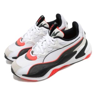 Puma 休閒鞋 RS-2K Messaging 男女鞋 舒適 簡約 厚底 情侶穿搭 運動 白 黑 37297505