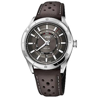 Oris豪利時 Artix GT 日曆星期機械錶~42mm