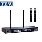 TEV 數位UHF100頻道無線麥克風系統 TR7100