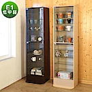 BuyJM低甲醛直立高180cm強化玻璃置物櫃/公仔櫃-DIY