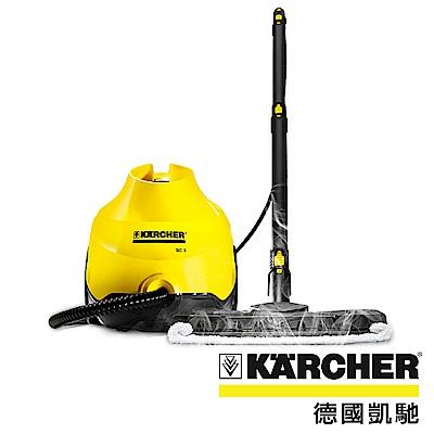 德國凱馳 Karcher SC3 多功能高壓蒸氣清洗機 送替換刷頭