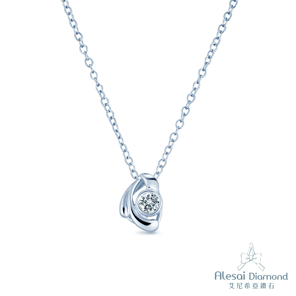 Alesai 艾尼希亞鑽石 9分 14K 鑽石項鍊