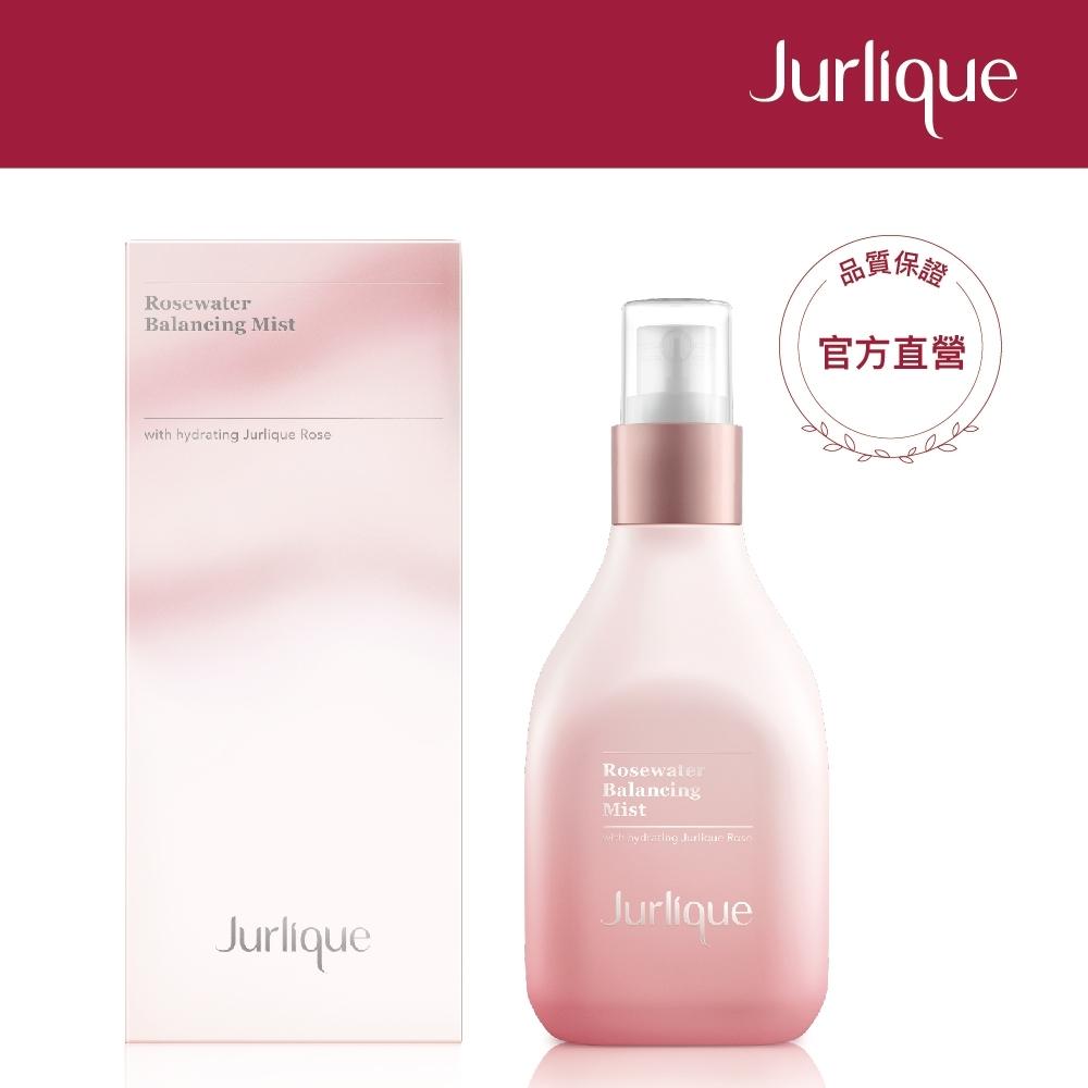 【官方直營】Jurlique茱莉蔻 玫瑰活膚露 100ml