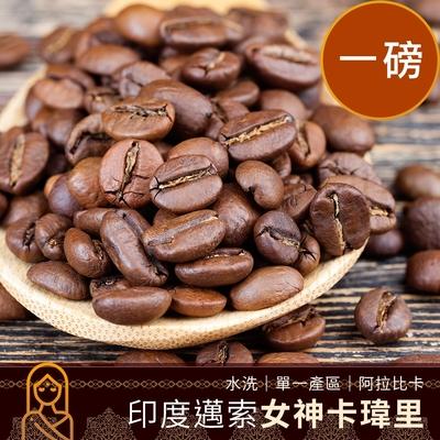 CoFeel 凱飛鮮烘豆印度邁索女神卡瑋里水洗單一產區咖啡豆一磅