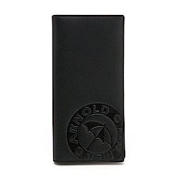Arnold Palmer- 翻蓋長夾 BATMEN系列 -黑色