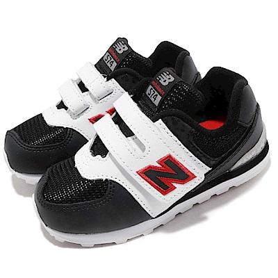 New Balance 慢跑鞋 IV574DSAW 寬楦 童鞋