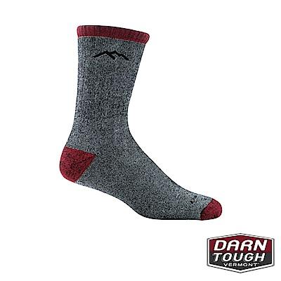 【美國DARN TOUGH】男羊毛襪Mountaineering健行襪(隨機)