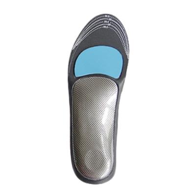 金德恩 台灣製造 POLIYOUⓇ頂級抑菌/ 除臭足弓型鞋墊