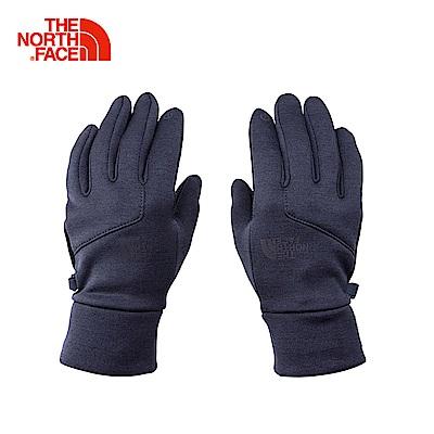 The North Face北面深藍色舒適保暖可觸屏手套|3KPNAVM