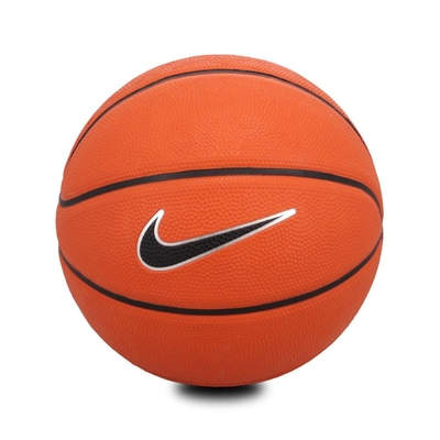 Nike 籃球 Nike Skills 兒童款 標準3號球 耐磨 橡膠 耐磨 手感佳 勾勾 橘 黑 NKI0887903