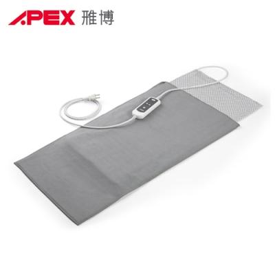 雃博 恆溫濕熱電毯未滅菌 大尺寸 (14x27吋熱敷墊)(原廠授權販售)