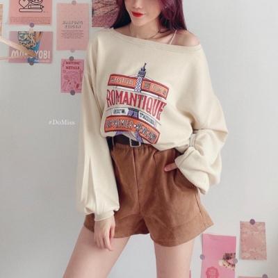 DoMiss韓國個性塗鴉衛衣(3色)