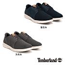 【限時】Timberland 經典男款絨面皮革牛津休閒鞋