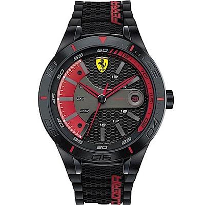FERRARI Pit Crew速度感時尚腕錶/FA0830265