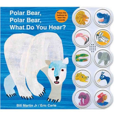 Polar Bear,Polar Bear,What Do You Hear (美國版)