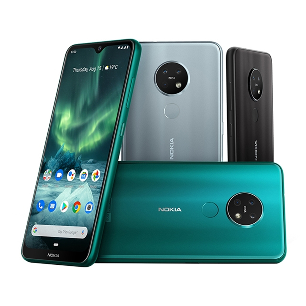 NOKIA 7.2 (6G/128G) 6.3吋八核心智慧手機