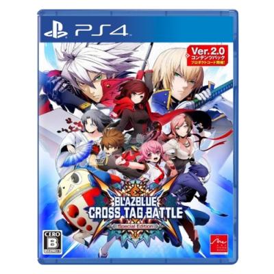 PS4 蒼翼默示錄 Cross Tag Battle 特別版 - 亞中版