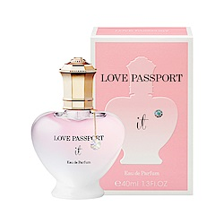 Love Passport 就是愛情淡香精40ml