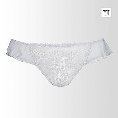 蕾黛絲-高貴不貴順型靠過來低腰內褲M-EL(薄霧灰)