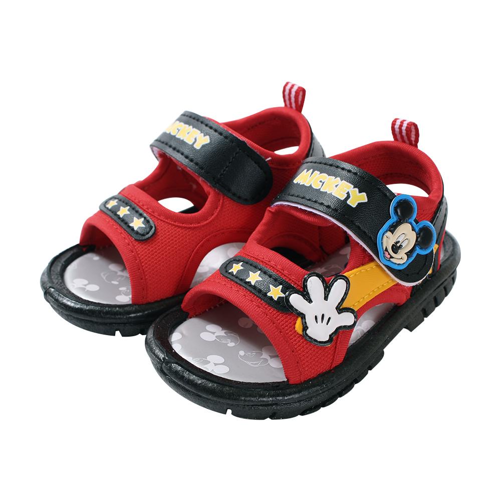 迪士尼米奇正版嗶嗶涼鞋 sk0821 魔法Baby
