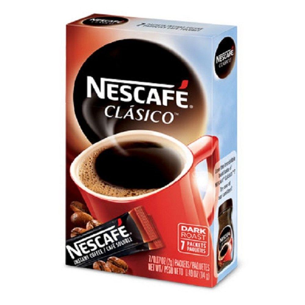 NesCafe即溶黑咖啡(7入)(14g)