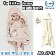 La Millou 篷篷嬰兒連帽浴巾_加大2Y-8Y-大力水手(雲朵白) product thumbnail 1