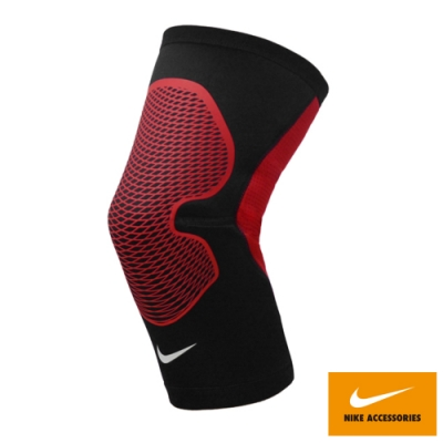 NIKE HYPERSTRONG護膝套 2.0 黑紅 NMS71002