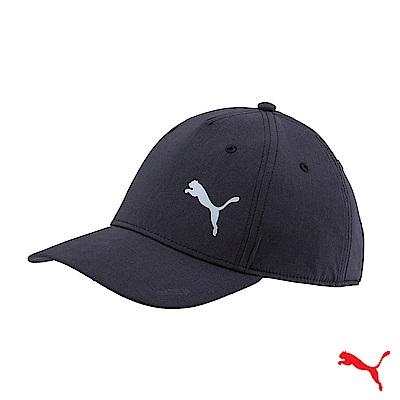 PUMA CAP 男運動帽 黑 021434 01