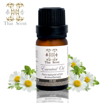 ThaiScent泰香  德國洋甘菊100%純精油 10ml