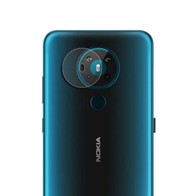 o-one小螢膜 Nokia5.3 犀牛皮鏡頭保護貼 (一組兩入)