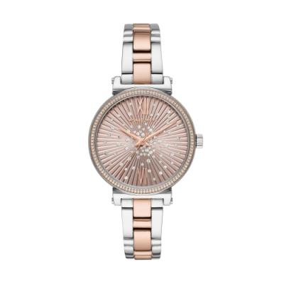 MICHAEL KORS繽紛時刻設計腕錶MK3972