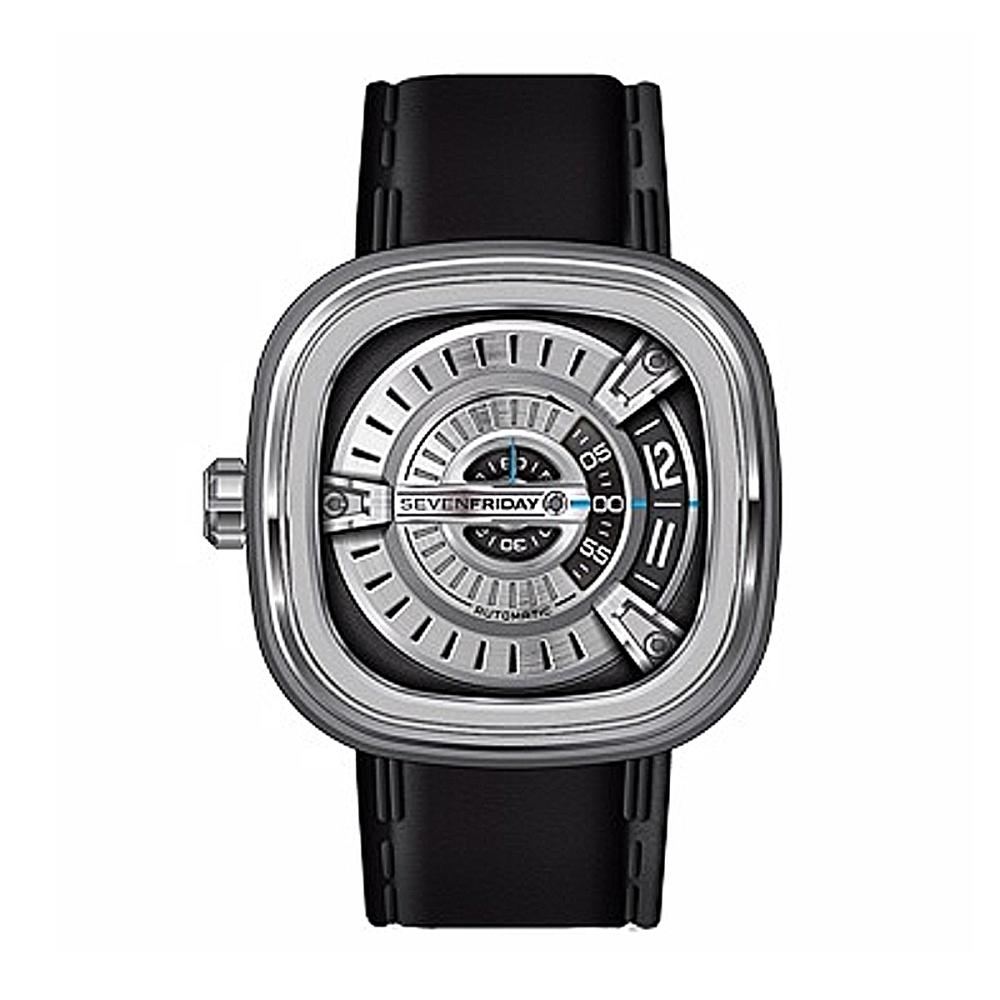 SEVENFRIDAY M1 潮流新興瑞士機械腕錶